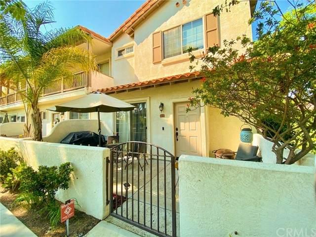 1454 Rancho Rose Way #15, Oceanside, CA 92057 (#SW21132837) :: Solis Team Real Estate