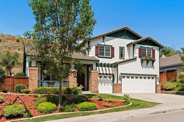 345 Oak Valley Lane, Escondido, CA 92027 (#NDP2107073) :: Solis Team Real Estate
