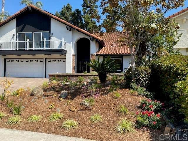 331 Camino De Las Flores, Encinitas, CA 92024 (#NDP2107097) :: Windermere Homes & Estates