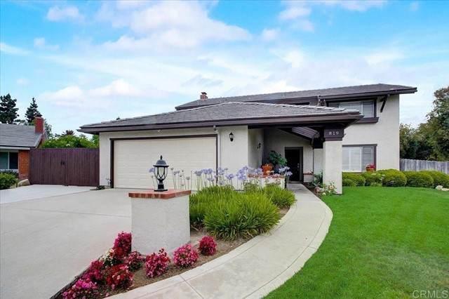 819 Point Buchon, Oceanside, CA 92058 (#NDP2107112) :: Windermere Homes & Estates