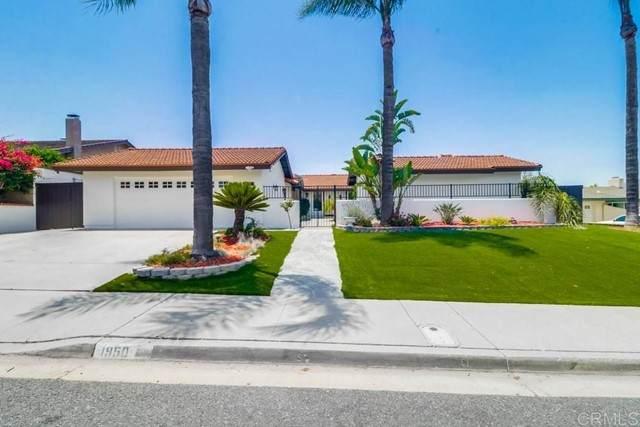 1950 Altozano Drive, El Cajon, CA 92020 (#PTP2104301) :: San Diego Area Homes for Sale