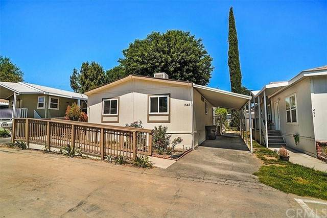 29021 Bouquet Canyon #242, Saugus, CA 91390 (#BB21132684) :: SunLux Real Estate