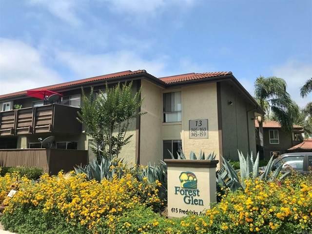 615 Fredricks Avenue #120, Oceanside, CA 92058 (#NDP2107123) :: Windermere Homes & Estates
