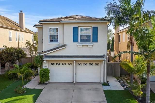 1448 Enchante Way, Oceanside, CA 92056 (#NDP2107125) :: Windermere Homes & Estates