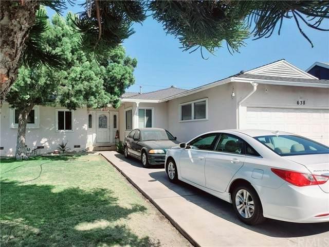 638 N Hawthorn Street N, Anaheim, CA 92805 (#PW21134253) :: Compass