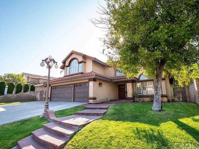 725 Timberland Lane, Walnut, CA 91789 (#TR21132160) :: SD Luxe Group