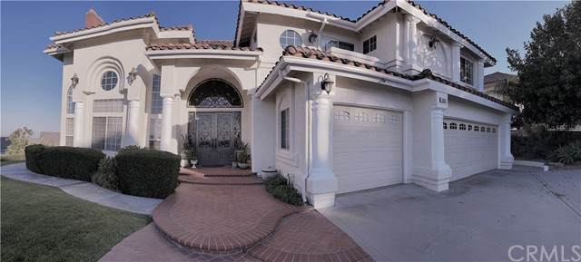 2067 Scenic Ridge Drive, Chino Hills, CA 91709 (#TR21133278) :: Solis Team Real Estate
