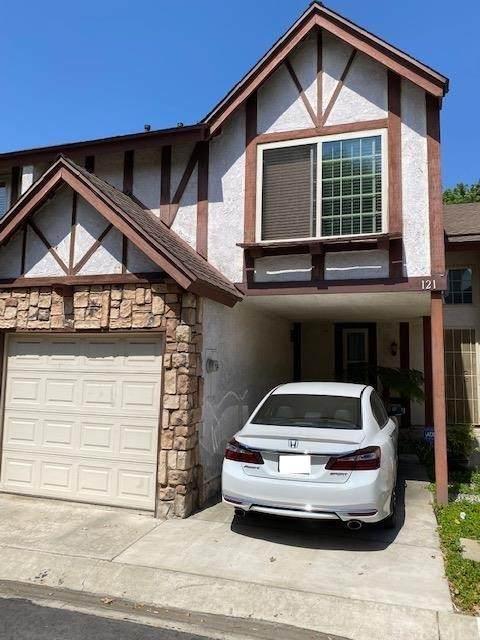 12951 Benson Avenue #121, Chino, CA 91710 (#OC21136459) :: Solis Team Real Estate