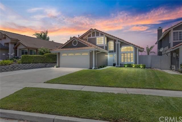 810 Bayberry Drive, Corona, CA 92882 (#IG21133347) :: Dannecker & Associates