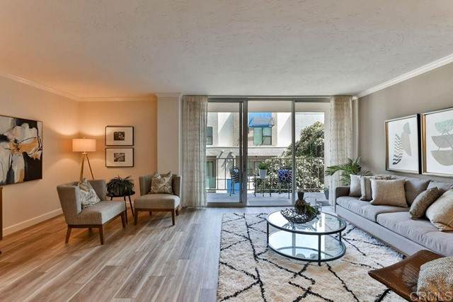3634 7th Ave 5E, San Diego, CA 92103 (#PTP2104839) :: SD Luxe Group