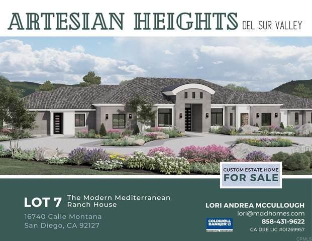 16740 Calle Montana, San Diego, CA 92127 (#NDP2108033) :: The Todd Team Realtors