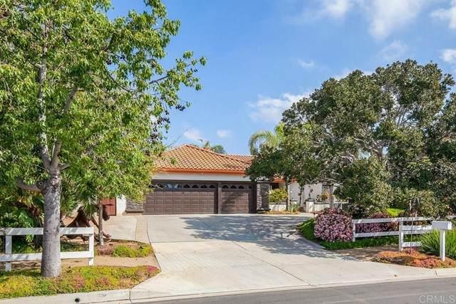 5838 Ranch View Rd Road, Oceanside, CA 92057 (#NDP2108054) :: Dannecker & Associates