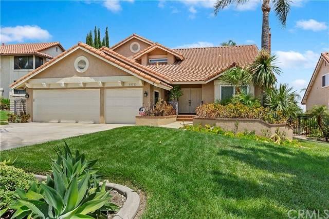 5919 Cedar Mountain Drive, Rancho Cucamonga, CA 91737 (#CV21151154) :: Windermere Homes & Estates