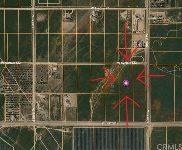 80 Vac/80 Stw/Vic Avenue K12, Lancaster, CA 93536 (#CV21151819) :: Carrie Filla & Associates