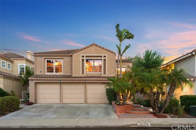 26272 Cannes Circle, Mission Viejo, CA 92692 (#OC21152038) :: Wannebo Real Estate Group