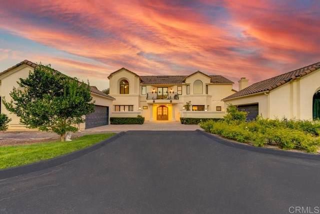 3433 Western Springs Rd, Encinitas, CA 92024 (#NDP2108181) :: Dannecker & Associates