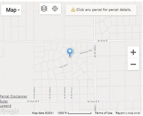 0 Vac/Cor Avenue B4/Romano Dr 19, Fairmont, CA 93536 (#OC21153675) :: PURE Real Estate Group