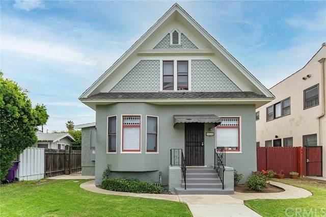 826 Obispo Avenue, Long Beach, CA 90804 (#PW21034904) :: Wannebo Real Estate Group
