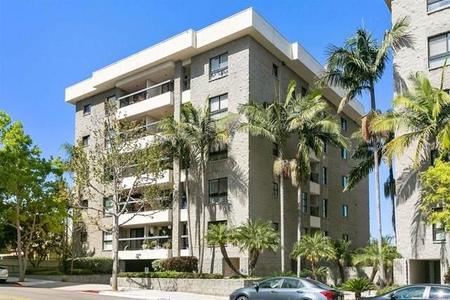 3560 1St Avenue #8, San Diego, CA 92103 (#NDP2108291) :: Compass