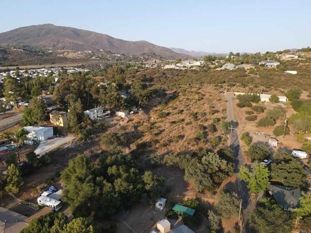 0 Marshall Rd, Alpine, CA 91901 (#PTP2105013) :: Solis Team Real Estate