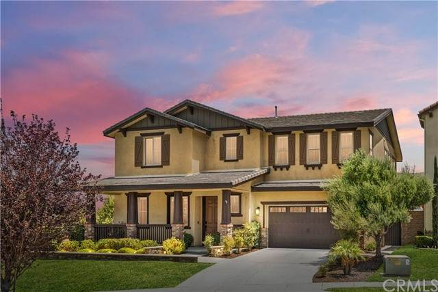 11846 Teaberry Court, Corona, CA 92883 (#OC21153965) :: PURE Real Estate Group