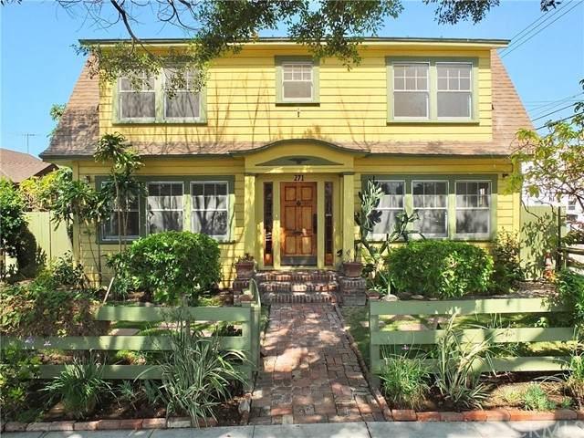 271 Junipero Avenue, Long Beach, CA 90803 (#PW21158253) :: Compass