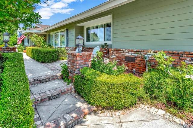 1301 Hollydale Drive, Fullerton, CA 92831 (#PW21157423) :: Compass