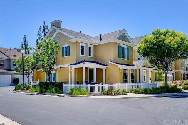 110 Strawflower Street, Ladera Ranch, CA 92694 (#OC21159726) :: Compass
