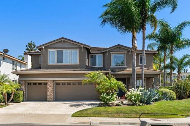 3441 Paseo Ancho, Carlsbad, CA 92009 (#NDP2108507) :: The Miller Group