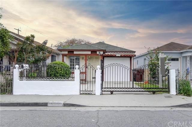 626 W Peach Street, Compton, CA 90222 (#DW21160168) :: SD Luxe Group
