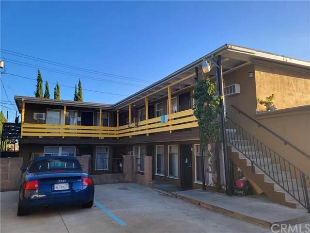 1830 E Villa Street, Pasadena, CA 91107 (#WS21159927) :: Compass