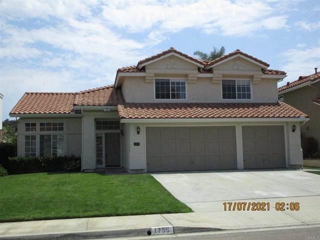 1755 Willowhaven Road, Encinitas, CA 92024 (#NDP2108539) :: The Miller Group