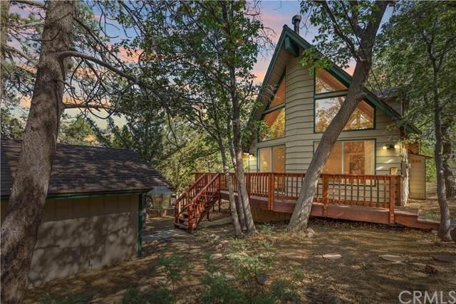 1429 Rockspray Drive, Big Bear, CA 92315 (#EV21155932) :: Windermere Homes & Estates