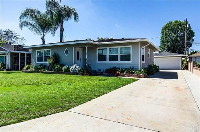 11082 Sherman Avenue, Garden Grove, CA 92843 (#PW21160891) :: Compass