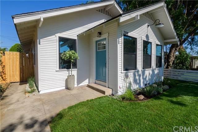 208 S Vermont Avenue, Glendora, CA 91741 (#CV21160796) :: SD Luxe Group