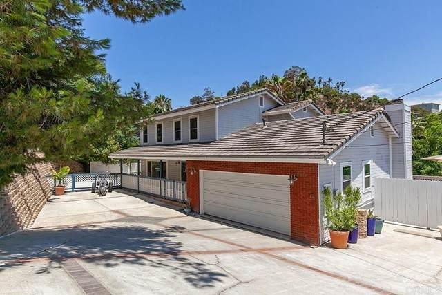 4265 Alta Mira Dr., La Mesa, CA 91941 (#PTP2105159) :: PURE Real Estate Group