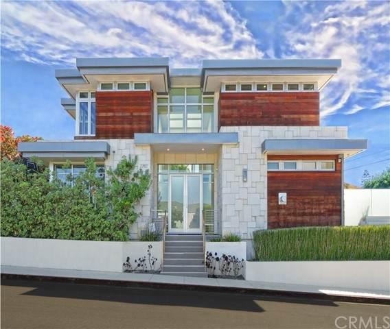 2707 N Poinsettia Avenue, Manhattan Beach, CA 90266 (#SB21160118) :: Compass