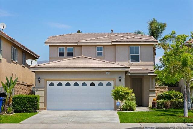16246 Los Coyotes Street, Fontana, CA 92336 (#IG21160512) :: SD Luxe Group