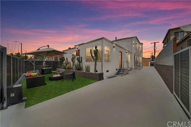 4415 Exposition Boulevard, Los Angeles, CA 90016 (#SB21160344) :: Windermere Homes & Estates