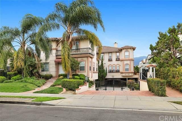 463 Fairview Avenue E, Arcadia, CA 91007 (#AR21161929) :: SD Luxe Group