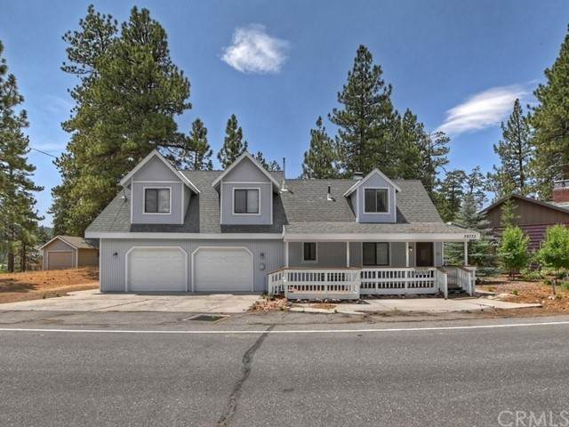 39733 Forest Road, Big Bear, CA 92315 (#EV21162329) :: Windermere Homes & Estates