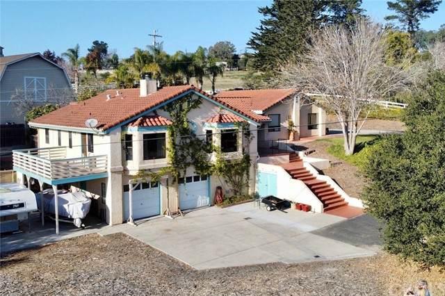865 Noyes Road, Arroyo Grande, CA 93420 (#SC21162664) :: Windermere Homes & Estates