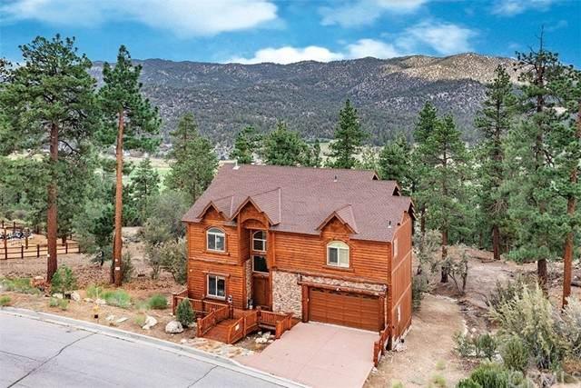 42714 Timberline, Big Bear, CA 92315 (#EV21161324) :: Windermere Homes & Estates