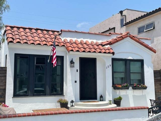 159 La Verne Avenue, Long Beach, CA 90803 (#PW21162858) :: Keller Williams - Triolo Realty Group