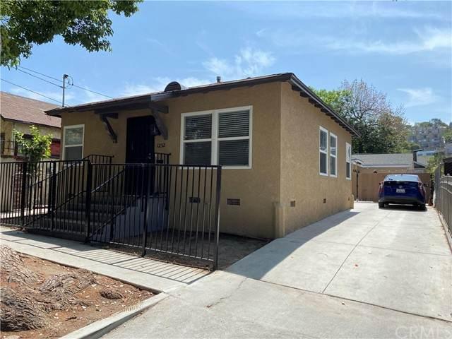1230 Manzanita Street, Silver Lake, CA 90029 (#WS21162884) :: Compass