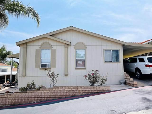 1333 Olive Ave. #54, Vista, CA 92083 (#PTP2105226) :: Compass