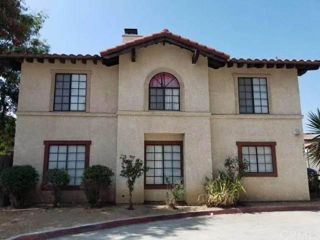 1047 S Reservoir Street, Pomona, CA 91766 (#WS21163011) :: Compass