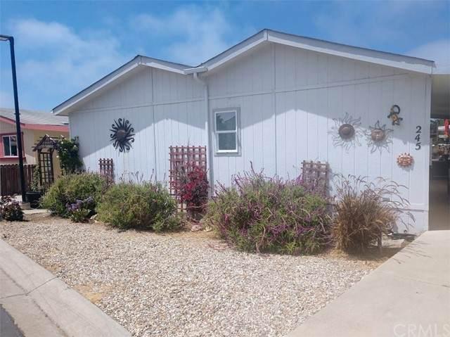 765 Mesa View #245, Arroyo Grande, CA 93420 (#PI21163216) :: Windermere Homes & Estates