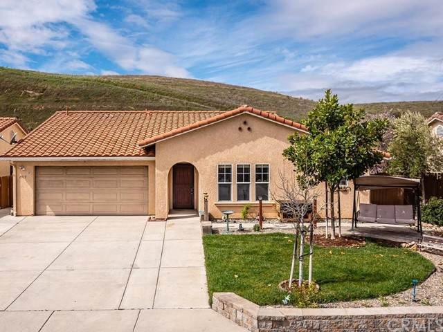 1915 San Buenaventura Way, San Miguel, CA 93451 (#SW21163247) :: Windermere Homes & Estates