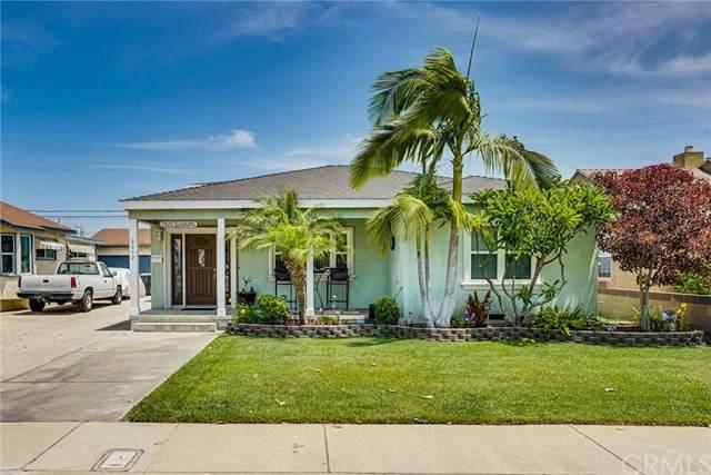 6012 Bellflower Boulevard, Lakewood, CA 90713 (#OC21159875) :: Windermere Homes & Estates